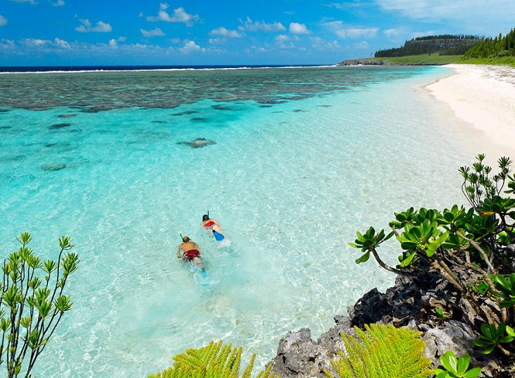 The Budget of a Trip to New Caledonia